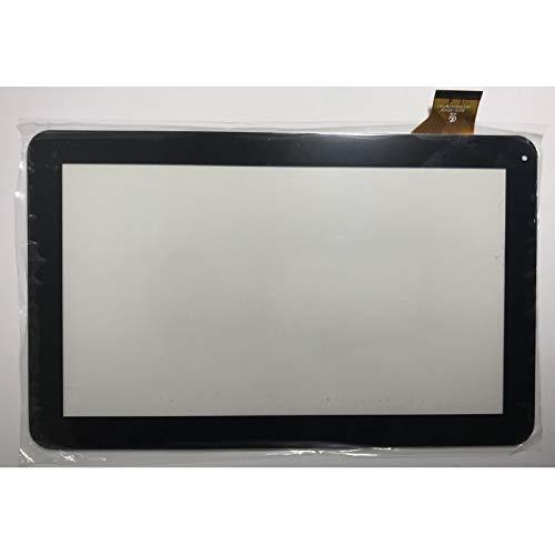 vetro tablet majestic HOUSEPC Touch Screen Majestic Tab 311 3G Vetro Tablet Digitizer 10.1 Nero