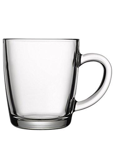 Pasabahce 55531 - Trinkgläser, Teeglas Mit Henkel