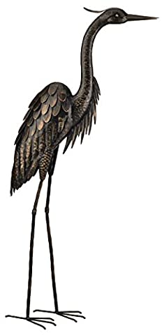 Grande Creekwood (Regal Art & Cadeau) 115cm Oiseaux en métal