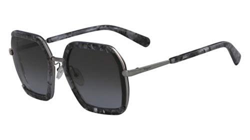 Sonnenbrille FERRAGAMO SF 901 S 042 BLACK GREY STONE