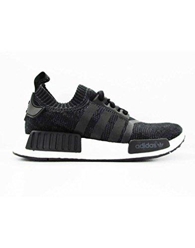 adidas Schuhe - Nmd_R1 Pk schwarz/schwarz/weiß Größe 38