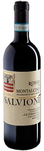 """Rosso Di Montalcino D.O.C. Rosso Di Montalcino""""La Cerbaiola"""" 2017 Salvioni Rosso Toscana 14,5%"""