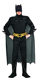 Rubie's-déguisement officiel - Batman - Déguisement Costume de Luxe Adulte - Taille M- I-880671M (B006MRNKFW) | Amazon Products