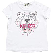 0ae37b3b7ad9 Kenzo 2551V Felpa Bimba Kids Tiger 10 Multicolor Sweatshirt Cotton Girl Kid.  de Kenzo. EUR 127,00EUR 198,00. Kenzo Kids T-Shirt Tiger Bambino Baby Girl  Mod.