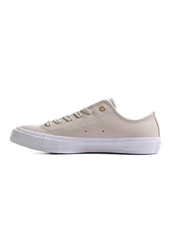 Converse Chuck Taylor All Star Ii Low Damen Sneaker Nude Buff/Buff/White