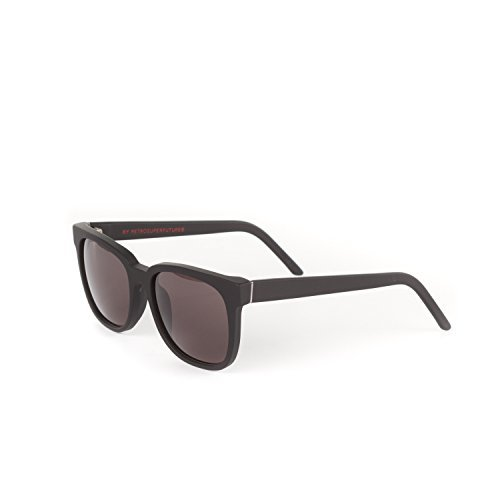Retrosuperfuture PEOPLE BLACK MATTE 66C OCCHIALE DA SOLE