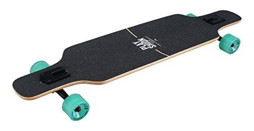 Zoom IMG-3 playshion 39 longboard drop through