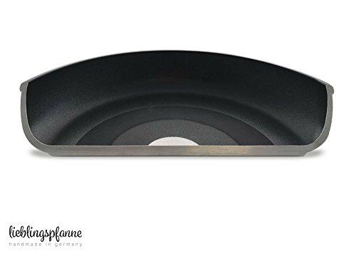 Lieblingspfanne Hochrandpfanne Aluminium Gus Antihaft 20 cm, Höhe 7 cm INDUKTION - 2