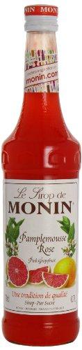 Monin Sirop de Pamplemousse Rose 70 cl 4008077741334