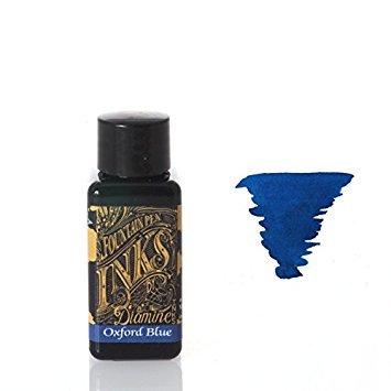 Diamine Tintenfass, für Füllfederhalter, 30 ml, Oxford blau