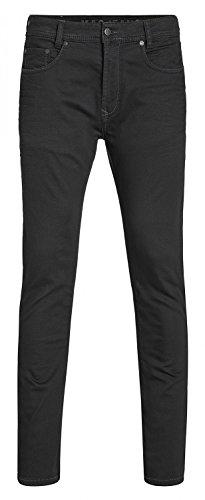 MAC Herren Straight Jeans Jog´n-Light Sweat Denim schwarz (black black clean
