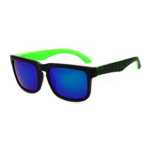 AOCCK Sonnenbrillen,Brillen, Brand Designer Sunglasses Men Women Sun Glasses Oculos De Sol UV400 Coating Square Spied For Men Rectangle Sport Eyewear Multi Burgundy