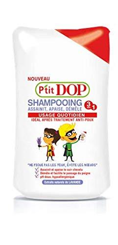 Dop P'tit Dop Shampooing 3 en 1 aux Extraits naturels de Lavande 250.0 ml - Lot de 3