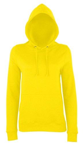 AWDis Hoods -  Felpa con cappuccio  - Uomo Sun Yellow