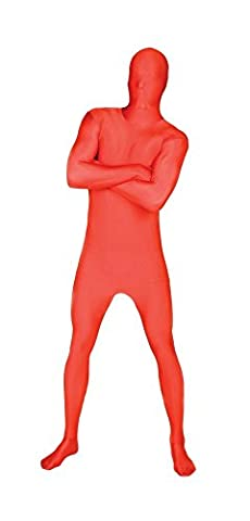 Morphsuits - CS97056/M - Seconde peau morphsuit ™ rouge taille m