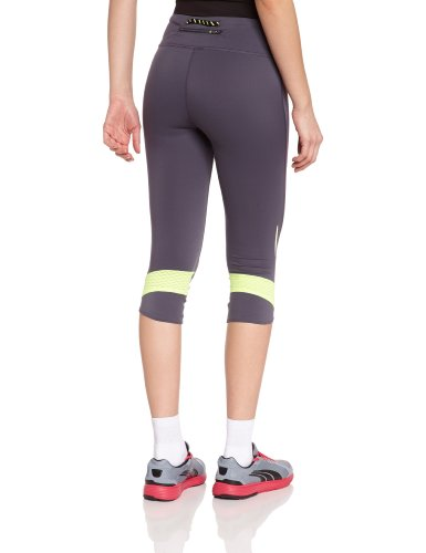 Under Armour Damen Running - Kompressionswäsche Hose Fly By Compression Capri Ldd/Xry/Ref