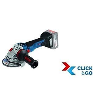 Bosch Professional Akku-Winkelschleifer GWS 18V-150 SC, 06019G3500
