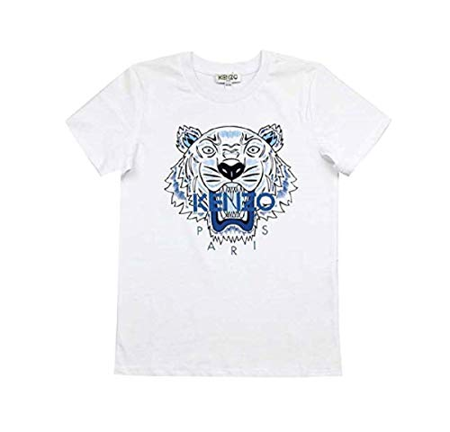 490ef0d59 Kenzo Kids T-Shirt Tiger Bambino Kids Boy MOD. KN10738 14A