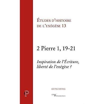 2, Pierre, 1, 19-21 (Lectio Divina)