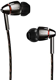 1MORE Triple Driver In-Ear Earphones Hi-Res Headphones with High Resolution, Bass Driven Sound, MEMS Mic, In-L