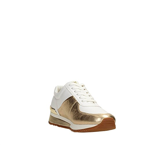 Michael Kors 43T7ALFS1M Sneakers Donna PLGOLD/WHT