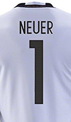 Trikot Adidas DFB 2016-2018 Home Damen (Neuer 1, L)
