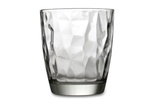 Diamond Trasparente - Confezione 6 Bicchieri Dof Cl. 39 Art. 3.02260