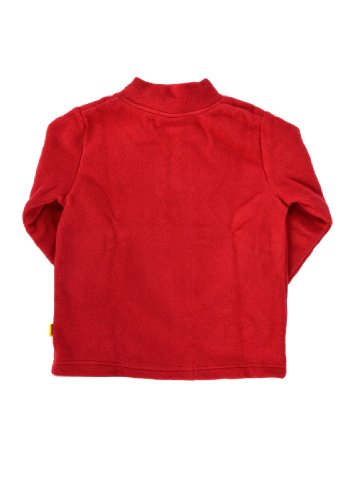 Steiff - 0006833 Sweatshirt 1/1 Sleeves - Sweat-shirt Mixte Rouge - Rot (jester red|red 2120)