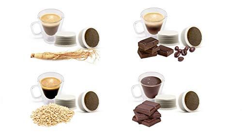 KIT ASSAGGIO SOLUBILI LAVAZZA ESPRESSO POINT* Lovespresso - 40 Capsule solubili in capsule Compatibili LAVAZZA ESPRESSO POINT®