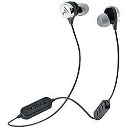 Focal Sphear Wireless Casque et Micro Binaural écouteur Noir - Casques et micros (sans Fil, écouteur, Binaural, Intra-aural, 19-22000 Hz, Noir)