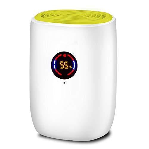 L@LILI Multifunktions-Luftentfeuchter Haushalt Kleine Super Starke Schalldämmung Kleine Energiesparende LED-Display-Trockner