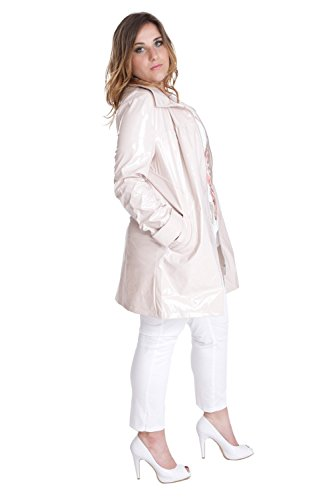 Blee Klum IMPIK - Manteaux imper - Grande Taille - Femme Rose