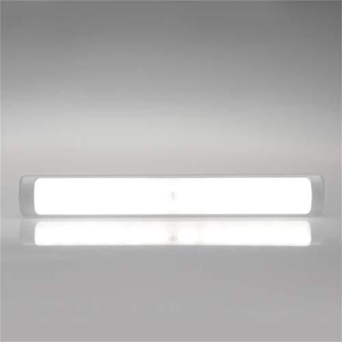 Luz armario USB Led USB Batería recargable PIR sensores gabinete con gancho...