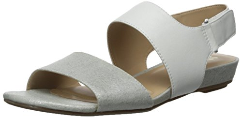Naturalizer Lanna Robe Sandal Grey Smooth