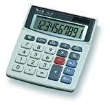 Peach PR660 Tischrechner, 10-stellig, Solar- und Batteriebetrieb