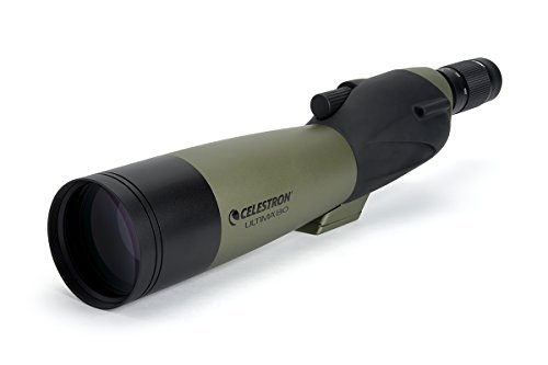 Celestron Ultima 80 20 to 60x80 Straight Spotting Scope  available at amazon for Rs.23421