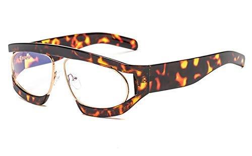 45500 Goggle Sonnenbrillen Männer Frauen Oval Lenses Brand Brillen Designer Fashion Männlich Weiblich