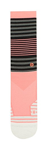 Stance Goals Fusion Socks Coral