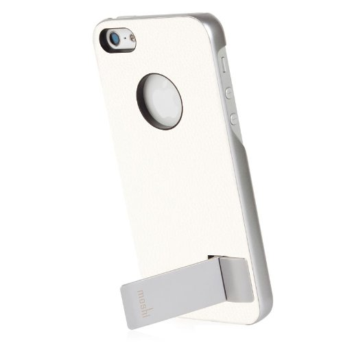 Moshi iGlaze Kameleon Cover für Apple iPhone 5 weiß - 5 I Moshi Phone