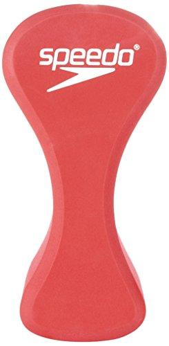 Speedo Elite Pullbuoy Rot, Unisex-Erwachsene, Elite Schaum, Rot, One Size
