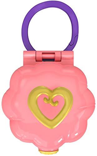 Mattel- Polly Pocket-Mini Cofre Gatitos, muñeca con...