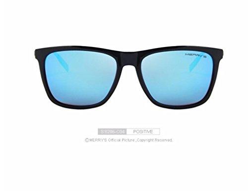 WANGMIN® Sonnenbrille Retro Aluminium Polarisierte Linse Vintage Sonnenbrille Für Männer / Frauen , A Armani Vintage Sonnenbrille