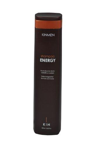 Kin Kinmen Quotidiano Energia Shampoo Stimolante Capelli e Corpo 250ml