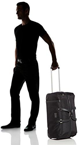 310sB8O83%2BL - Calvin Klein  Bolsa de viaje, 31 cm, 73 L, Negro