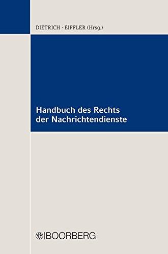 Handbuch des Rechts der Nachrichtendienste - Denial-of-service