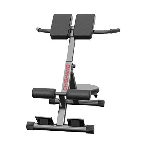 Faltbare Bauchbank Sit-Up Exerciser Abdominal Twister Trainer Trainingsgerät Maschine Workout Fitnessgeräte Home Gym mit Rudergerät