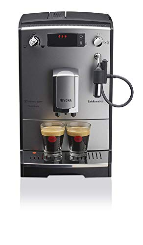 Nivona NICR 530 Kaffeevollautomat, Silber