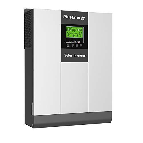 WccSolar Wechselrichter Pura 5000 W Multifunktion 5 W 48 V Regler MPPT 80 A Ladegerät 60 A Hybrid Inverter