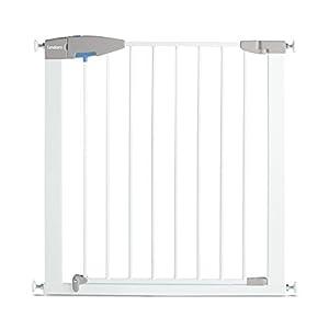 Lindam Sure Shut Porte Pressure Fit Safety Gate, White, 76-82 cm   8