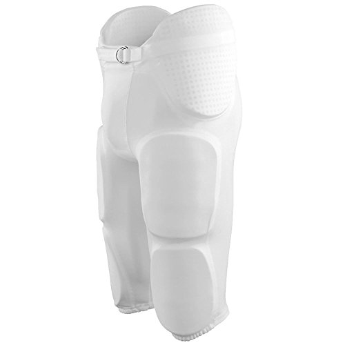 Youth Gridiron Inter Football Pant WHITE S
